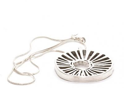 Sun Wheel pendant