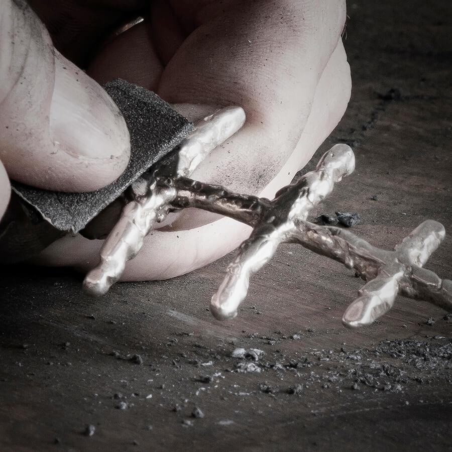 Handmade finnish jewelry